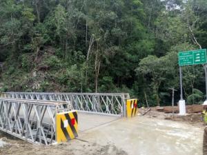 Invierten más de S/1 millón para puentes modulares en Junín
