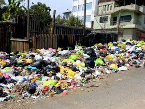 Minam pide a Fiscalía cautelar la protección del ambiente en distritos afectados por acumulación de basura