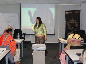 Ministerio de Cultura fortalece capacidades de líderes y lideresas indígenas