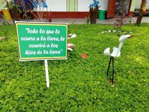 El paraíso de San José de Monterrico está en el Vraem