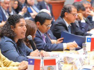 Perú y Chile fortalecen su agenda bilateral en asuntos ambientales, forestales y Áreas Naturales Protegidas
