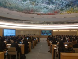 Pueblos indígenas hacen llamado ante las ONU para garantizar respeto a sus derechos