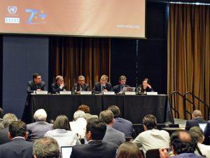 """Red Muqui en la conferencia sobre """"La Minería en América Latina y el Caribe"""" de la CEPAL"""
