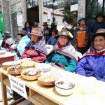 Villa Rica: Usuarios de Pensión 65 presentaron artesanías y platos típicos