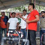 San Martín: Instalan sistema de fertirriego para incrementar productividad cacaotera