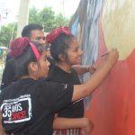 Ucayali: Adolescentes de Aguaytía advierten sobre las consecuencias del tráfico ilícito de drogas