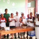 Ucayali: Emprendedoras capacitadas en la elaboración de derivados de cacao