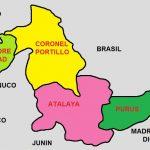 Mayor acumulado de lluvias se produjo en dos localidades ucayalinas