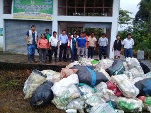Ucayali: Tres mil envases vacíos de plaguicidas colectados en Padre Abad