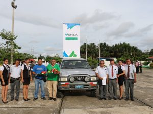 Uchiza: Instituto de enseñanza superior recibió camioneta