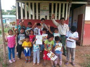 Cusco: Usan idioma machigenga en cuidado medio ambiental