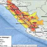 Unos 317 distritos andinos con alto riesgo de sufrir huaicos o deslizamientos