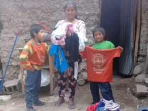 Ayacucho: Familias en extrema pobreza recibe ayuda humanitaria