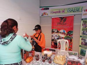 "Ayacucho: Realizan feria ""Cómprale al Vraem 2018"""