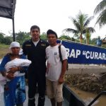 Bebé número 19 nació a bordo del BAP Curaray en comunidad nativa de Ucayali