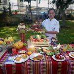 Cenas navideñas deben contener abundantes frutas y verduras