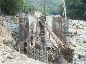 Monzón: Constructora Sacyr deja la posta a GCZ Ingenieros en construcción de hidroeléctricas