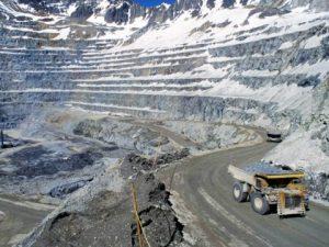 Chile: Glaciares en peligro por minería