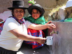 Cobertura de proyectos Haku Wiñay/Noa Jayatai, Mi Abrigo y Agua Más se amplió en el 2018