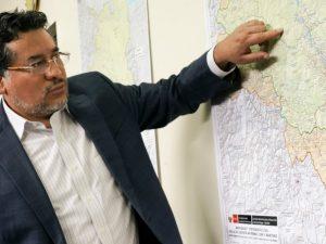 Devida ratificó compromiso para combatir el narcotráfico
