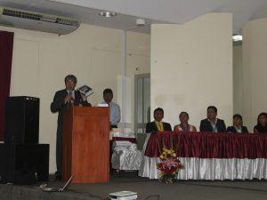 Clausuran año académico en la filial madrediosina de la UAC