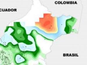 Mayor acumulado pluvial se presentó en Loreto