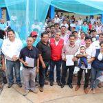 Minagri cofinanciará tres planes de negocios en San Martín