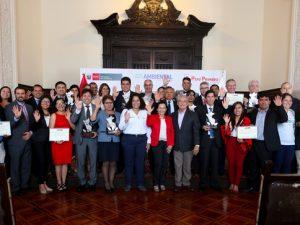 Minam otorga Premio 'Antonio Brack Egg 2018' a buenas prácticas de gestión ambiental en el Perú