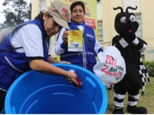 Minsa presentó acciones de prevención contra el dengue y ante la temporada de lluvias