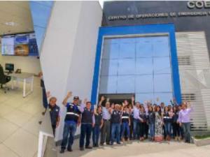 Nuevo Centro de Operaciones de Emergencia Regional para Ica