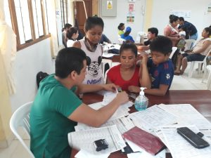 PIAS logró siete mil atenciones en comunidades fronterizas de la Amazonia