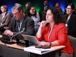 Perú acelera su acción frente al cambio climático