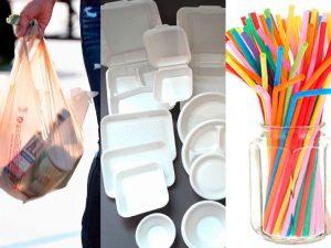 Promulgan ley que regula el plástico de un solo uso y envases descartables