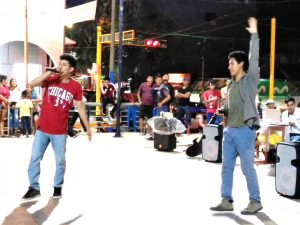 Pucallpa: Organizaciones juveniles participaron del concurso de rap organizado por Devida