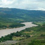 Río Huallaga en alerta naranja