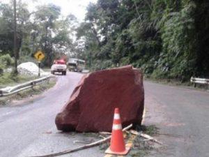 San Martín: Precipitación pluvial duró más de cinco horas