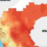 Temperatura más alta del país se registró en la región Piura
