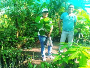 Ucayali: Entregan plantones a ocho caseríos y una comunidad nativa