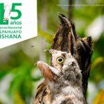 Abren inscripciones para la I maratón de birdwatching en RN Allpahuayo Mishana