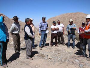 Arequipa: Difunden resultados de monitoreo ambiental participativo del proyecto Zafranal