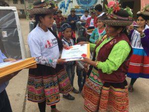 Ayacucho: 20 jóvenes premiados con kit emprendedor para implementar negocios