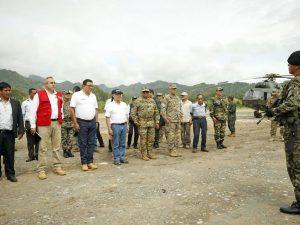 Cusco: Nuevo aeródromo en Pichari estará asfaltado antes de fin de año