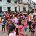 Dan inicio a sesiones de vacaciones útiles en Tocache