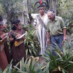 """El """"Señor de las orquídeas"""" vive en Pasco"""