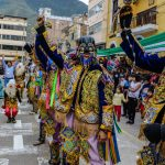 Las imágenes que nos dejó la fiesta de Los Negritos de Huánuco