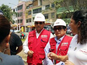 Hay trabajo conjunto para abastecer de agua a zonas más alejadas de San Juan de Lurigancho