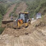 Huánuco: Rehabilitan carreteras en distritos de Chinchao y San Pablo de Pillao