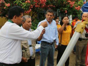 Inician obras en arterias de Puerto Maldonado