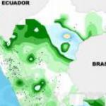 Loreto registró ayer el mayor acumulado de lluvia