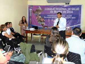 Madre de Dios: Ministerio Público participa en elaboración de prioridades regionales de salud 2019